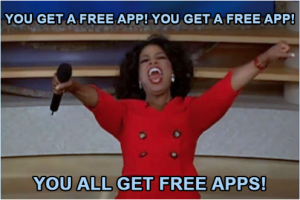 Oprah - Inside Car Selling Apps
