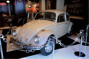 4 Infamous Celebrity Cars With Shocking Histories
