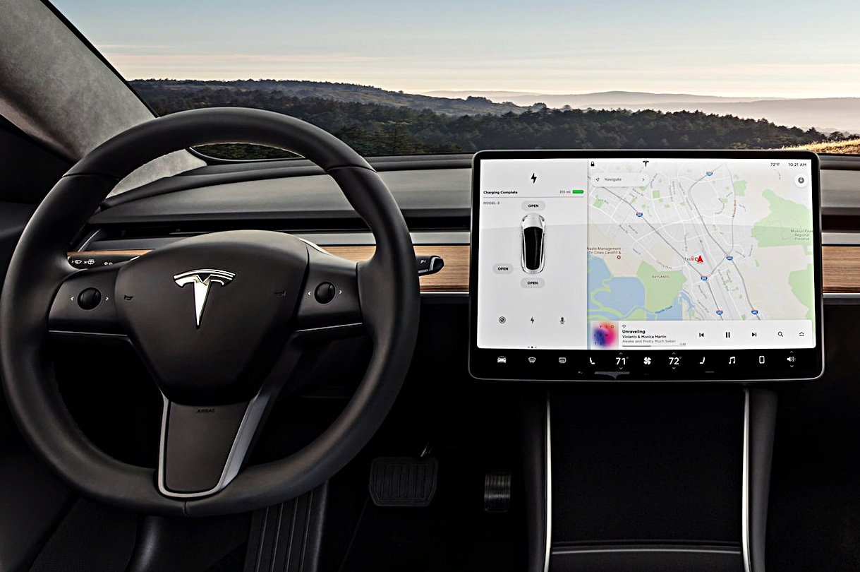 tesla-model-3-steering-wheel-navigation