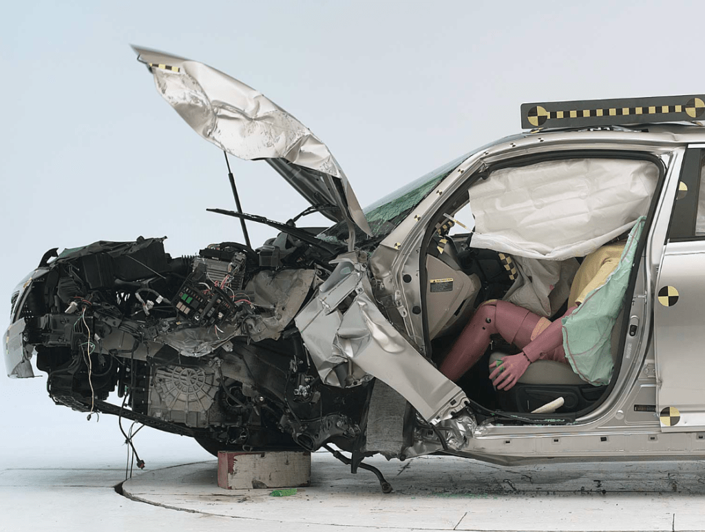 Crash Test Ratings The Safest Cars You Can Buy Tred