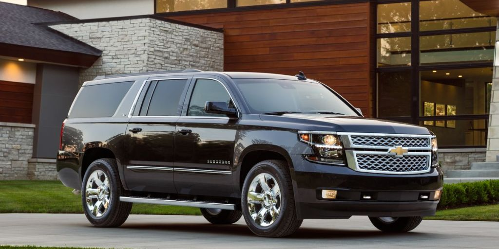 SUVs are hot on the used car market