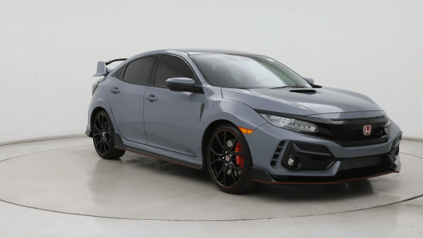 cars most likely to become collectible Civic Type R